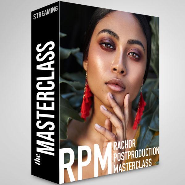 RACHOR POSTPRODUCTION MASTERCLASS